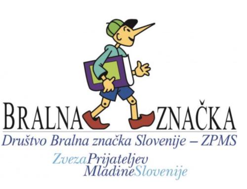 Bralna značka Slovenije v Pragi