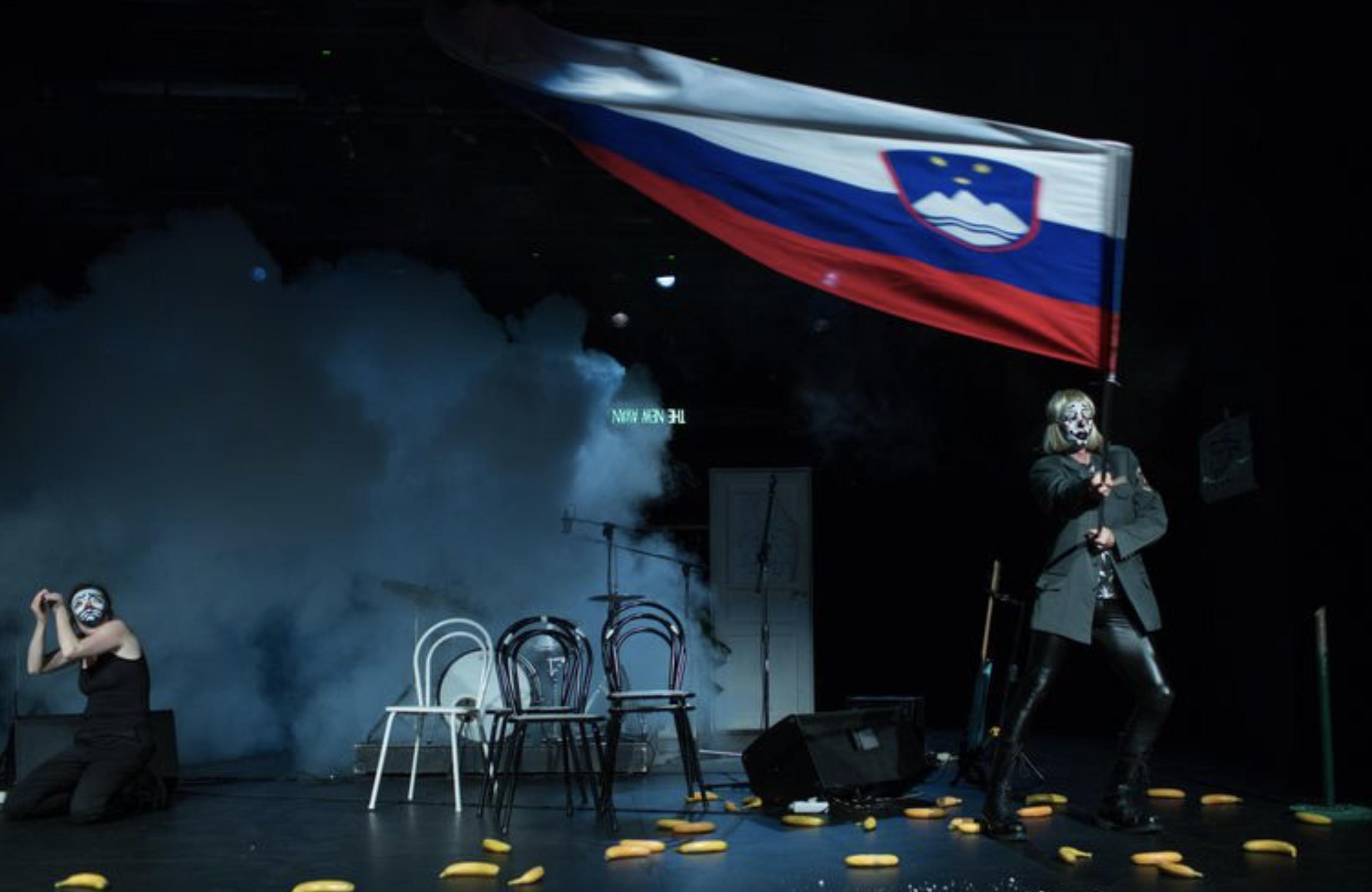 Nasprotje stvari na gledališkem festivalu Palm Off v Pragi